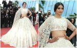Sonam Kapoor In Ralph & Russo Haute Couture  @ 'Blackkklansman' Cannes Film Festival Premiere