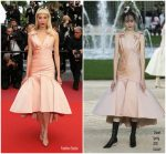 Soo Joo Park  In Chanel   @ Sink Or Swim (Le Grand Bain)  Cannes  Film Festival  Premiere
