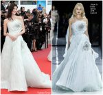 Sui He  In Ralph and Russo @ 'Sorry Angel (Plaire, Aimer Et Courir Vite)' Cannes Film Festival