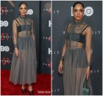 Tessa Thompson In  Christian Dior @  Fahrenheit 451' New York Premiere