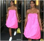 Tracee Ellis Ross In Prada @  Front Row Prada Resort 2019