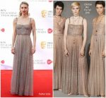 Vanessa Kirby In Christian Dior  @ Virgin TV BAFTA Television Awards