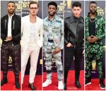 2018 MTV Movie & TV Awards Menswear