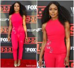 Angela Bassett In SAFIYAA  @ FYC Event For Fox's '9-1-1'
