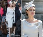 Angelina Jolie In Ralph & Russo Couture  @ St Paul's Cathedral