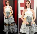 Anne Hathaway in Jean Paul Gaultier Haute Couture @ 'Ocean's 8' New York Premiere