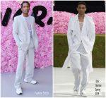 ASAP Rocky In Dior Homme @ Dior Homme Spring/Summer 2019 Menswear Show