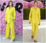 Bella Hadid  In Dior Homme   @ Dior Homme Spring/Summer 2019 Menswear Show