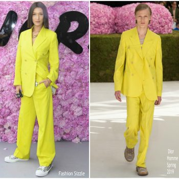 bella-hadid-in-dior-homme-dior-homme-spring-smmer-2019-menswear-show
