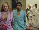 BeyoncéandJay-Z  Outfits For Apesh*t' Video