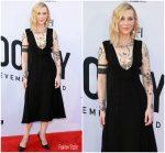 Cate Blanchett In Aouadi Paris Couture @  American Film Institute's 46th Life Achievement Award Gala Tribute to George Clooney