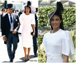 Ciara In Edeline Lee  @ Royal Ascot