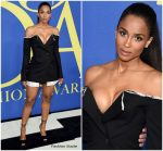 Ciara In Monse  @ 2018 CFDA Fashion Awards