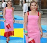 Florence Pugh in Staud  @  Royal Academy of Arts Summer Exhibition Preview Party