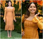 Freida Pinto In Cinq à Sept  @  11th Annual Veuve Clicquot Polo Classic