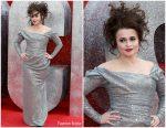 Helena Bonham Carter In Vivienne Westwood Couture  @ 'Ocean's 8' London Premiere