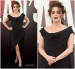 Helena Bonham Carter In Vivienne Westwood Couture  @  'Ocean's 8'  New York Premiere