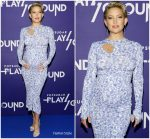 Kate Hudson In Preen By Thornton Bregazzi  @ POPSUGAR Play/Ground