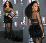 Kelly Rowland In Uel Camilo  @ 2018 NBA Awards