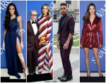 Lewis Hamilton , Winnie Harlow,  Alessandra Ambrosio In   Tommy Hilfiger @ 2018 CFDA Fashion Awards