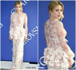 Lili Reinhart In Brock Collection  @ 2018 CFDA Fashion Awards