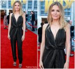 Michelle Pfeiffer In Saint Laurent  @ 'Ant-Man And The Wasp' LA Premiere