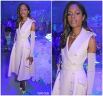 Naomie Harris In Ralph & Russo  @ Tiffany & Co. Celebrates The Launch Of Tiffany Paper