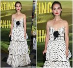 Natalie Portman In Miu Miu @ 'Eating Animals' New York Screening
