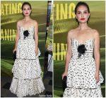 Natalie Portman In Miu Miu @ 'Eating Animals' New York Screening