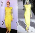 Rita Ora In Tom Ford  @ 2018 Fragrance Foundation Awards