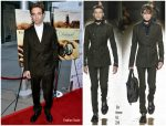 Robert Pattinson in Dior Homme  @ 'Damsel' LA Premiere
