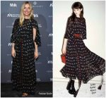 Sienna Miller In Sonia Rykiel  @ International Medical Corps Summer Cocktail