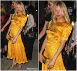 Sienna Miller in The Vampire's Wife @  CHAOS x LOVE Magazine Party