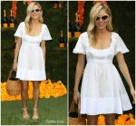 Sienna Miller In Valentino  @ 11th Annual Veuve Clicquot Polo Classic