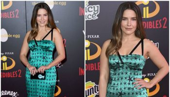 sophia-bush-in-vintage-versace-incredibles-2-la-premiere