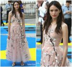 Stacy Martin In Christian Dior Haute Couture  @ Royal Academy Of Arts Summer Exhibition Preview