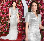 Tina Fey In Thom Browne  @ 2018 Tony Awards