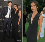 Victoria Beckham In Victoria Beckham  @ Argento Ball for the Elton John AIDS Foundation