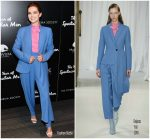 Zoey Deutch in Delpozo @ 'The Year of Spectacular Men' New York Premiere