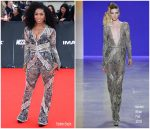 Angela Bassett In Naeem Khan @ 'Mission: Impossible  @ Fallout' Paris Premiere