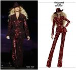 Beyoncé  Knowles In  Roberto Cavalli  -'On The Run II' Tour  Paris