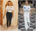 Beyonce Knowles Vacations In Koche