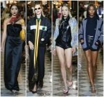 Celebrities Walked The Miu Miu Cruise Resort 2019 Show