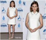 Kate Mara In Miu Miu  @ 40th Anniversary of Wildlife Rescue Initiatives