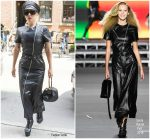 Lady Gaga  In  Sonia Rykiel – Out In New York