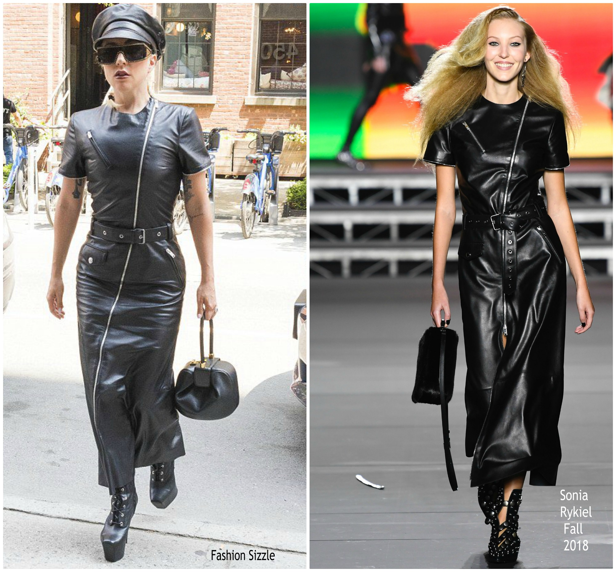 d99f9c5cd5 Lady Gaga In Sonia Rykiel – Out In New York. Blog CELEBRITY STREETSTYLE  CELEBRITY STYLE Fashion ...