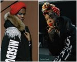 Lauryn Hill  collabs with Woolrich For @ Capsule Collection