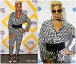 Mary J Blige In Fendi @ 2018 Essence Festival