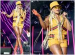 Mary J Blige In  Gucci  @ 2018 Essence Festival