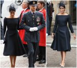 Meghan, Duchess of Sussex In Givenchy  @ RAF Centenary
